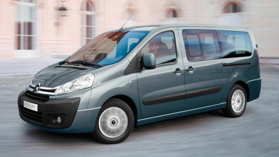 Rent a Citroen Jumpy - Europcar Belgium