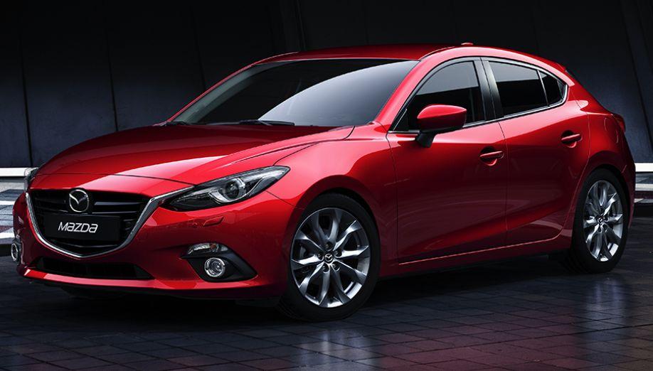Rent a Mazda 3 - Europcar Belgium