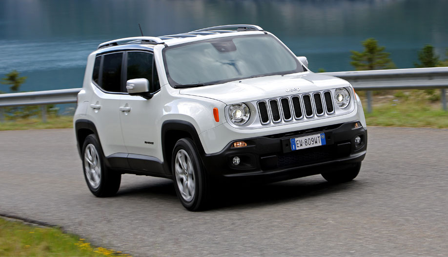 Rent A Jeep Renegade Europcar Belgium