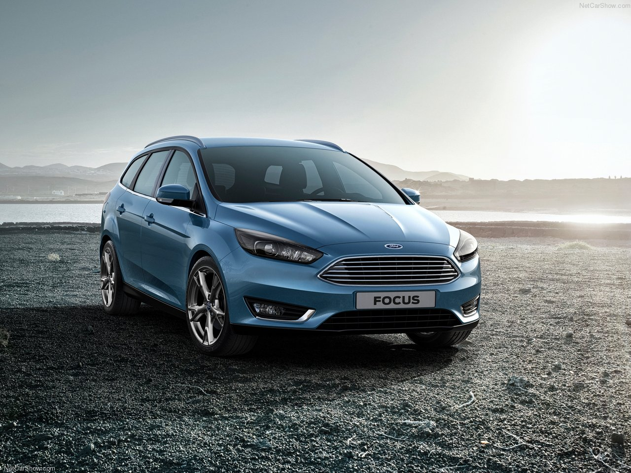 Rent A Ford Focus Break Europcar Belgium