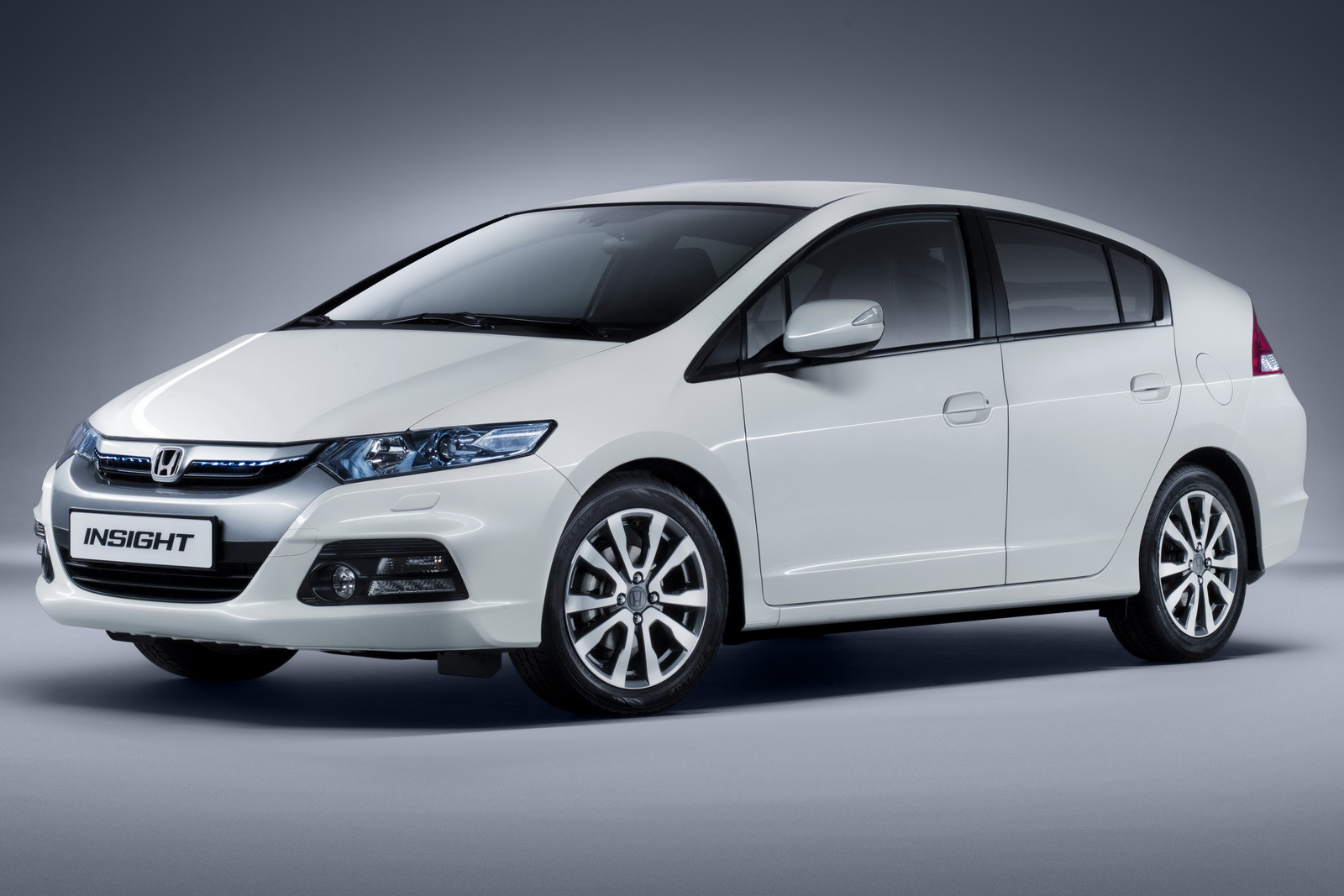 Rent A Honda Insight Europcar Belgium