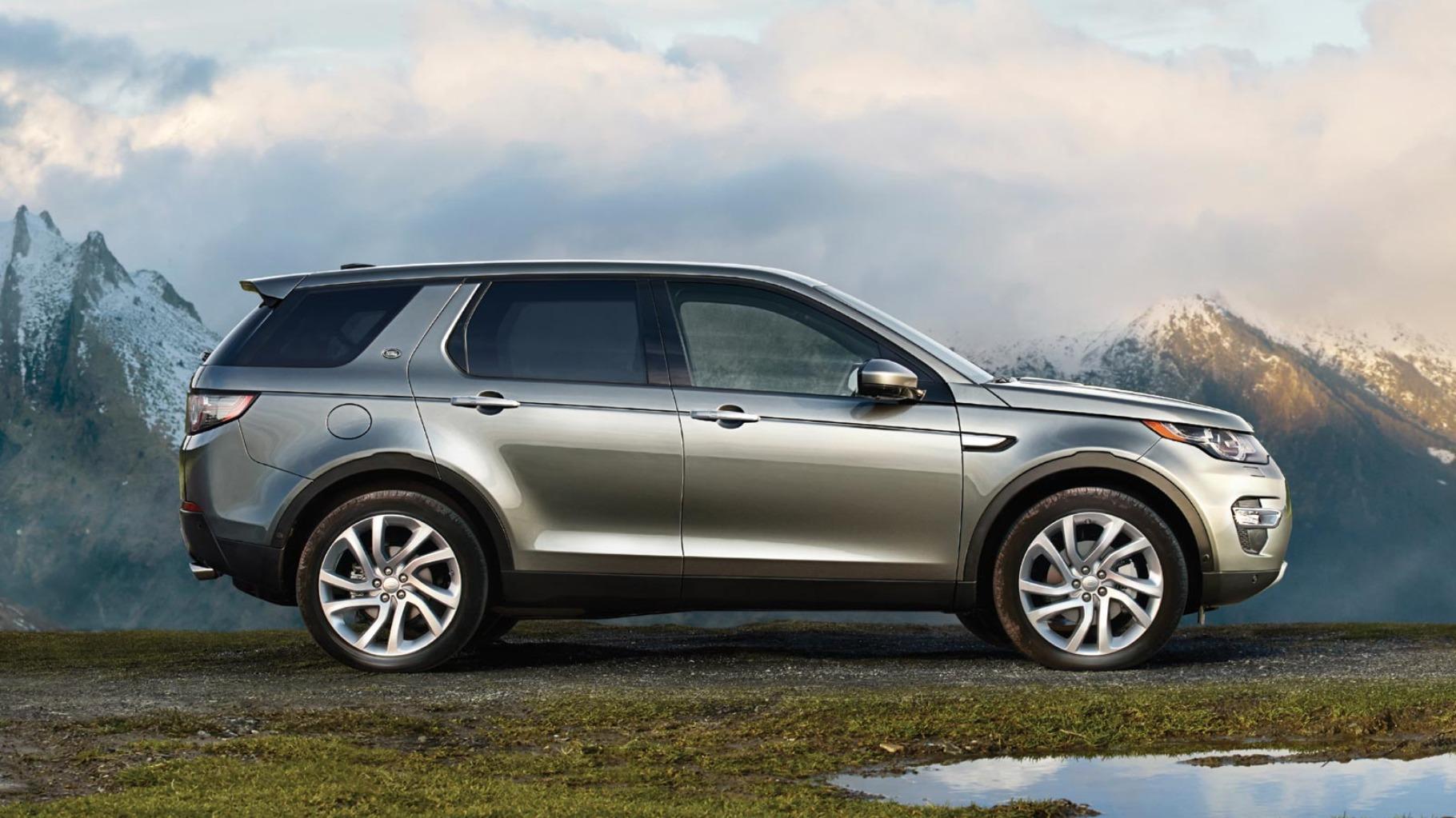 Land Rover Sport 2017 >> Rent a Land Rover Discovery Sport - Europcar Belgium