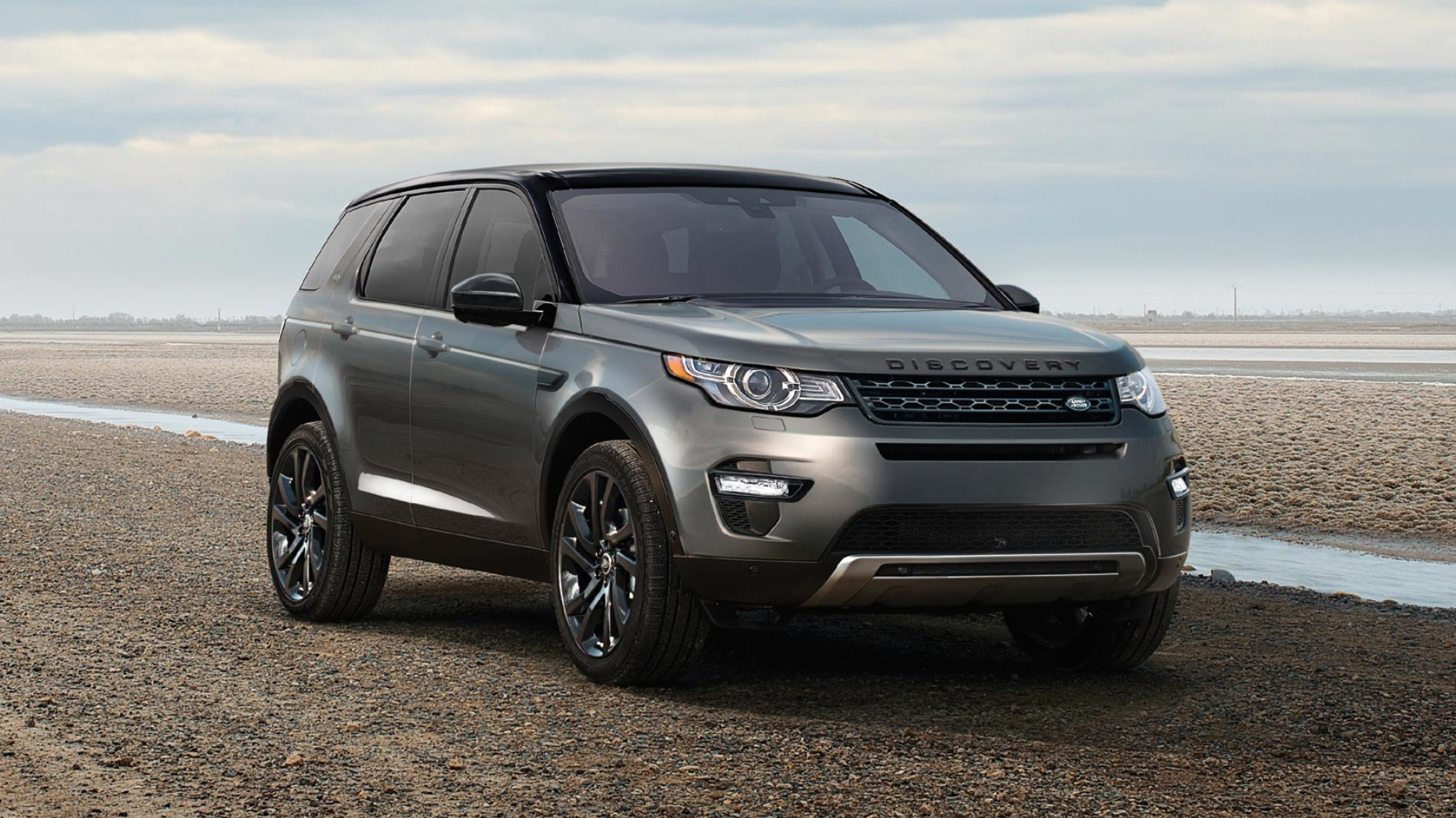 Rent a Land Rover Discovery Sport - Europcar Belgium