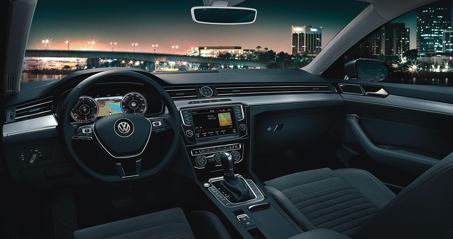 Location Volkswagen Passat Variant Europcar Belgique