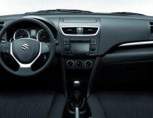 Rent a Suzuki Swift - Europcar Belgium
